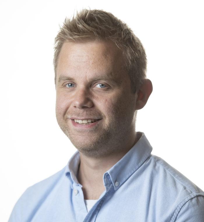 Personalbild på Johan Vårenius, Säljare Växt
