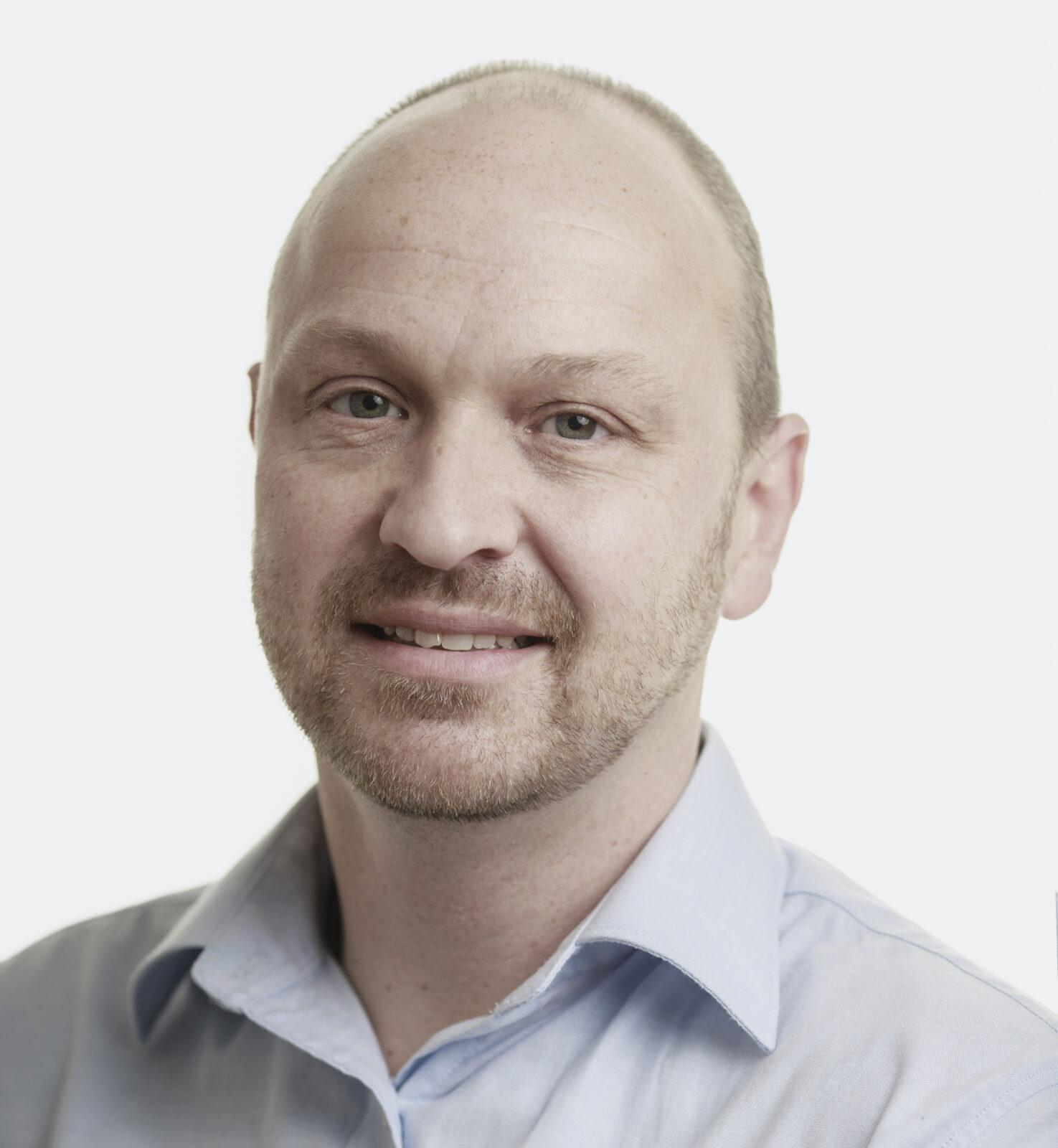 Personalbild på Niklas Ingvarsson, Produktchef Utsäde