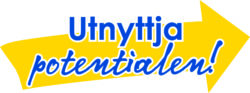 Bild på logotype Utnyttja potentialen