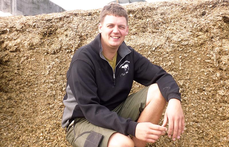 Personbild lantbrukare Emil Persson