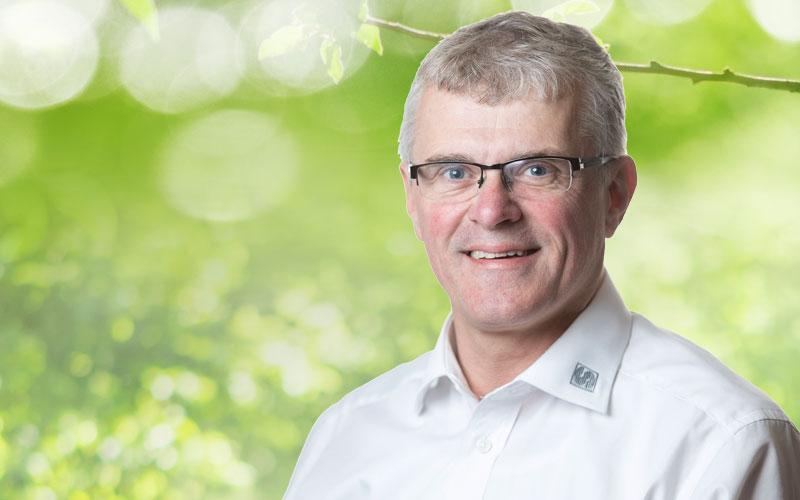 Svenska Foders VD Carsten Klausen