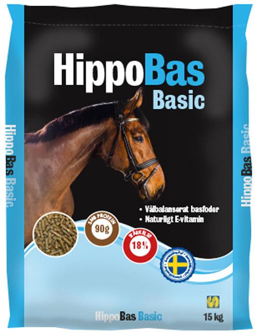 Bild på hästfodret HippoBas Basic