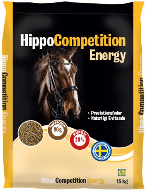 Bild på fodret HippoCompetition Energy