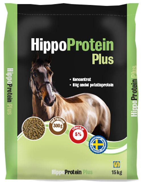 Bild på fodersäcken HippoProtein Plus