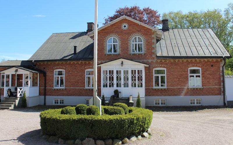 Bild på Annedals gård