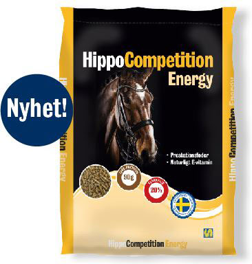 Fodersäck på HippoCompetition Energy