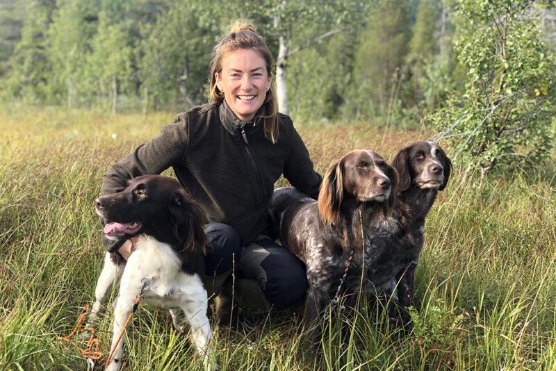 Erika Nyström - Ny produktchef för nötfoder i Svenska Foder
