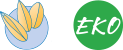 Scandinavian Seed Logo och Eko-logga