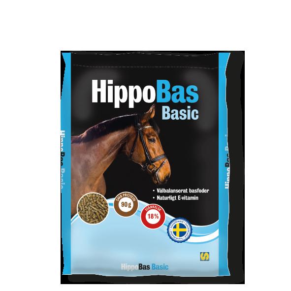 Säck med HippoBas Basic
