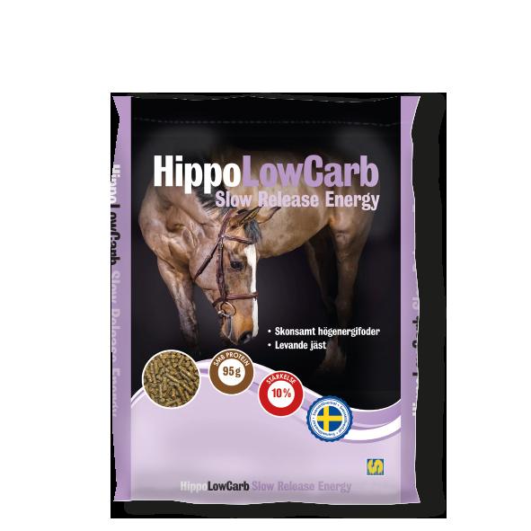 Säck med HippoLowCarb Slow Release Energy