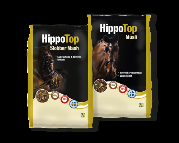 HippoTop-säckar