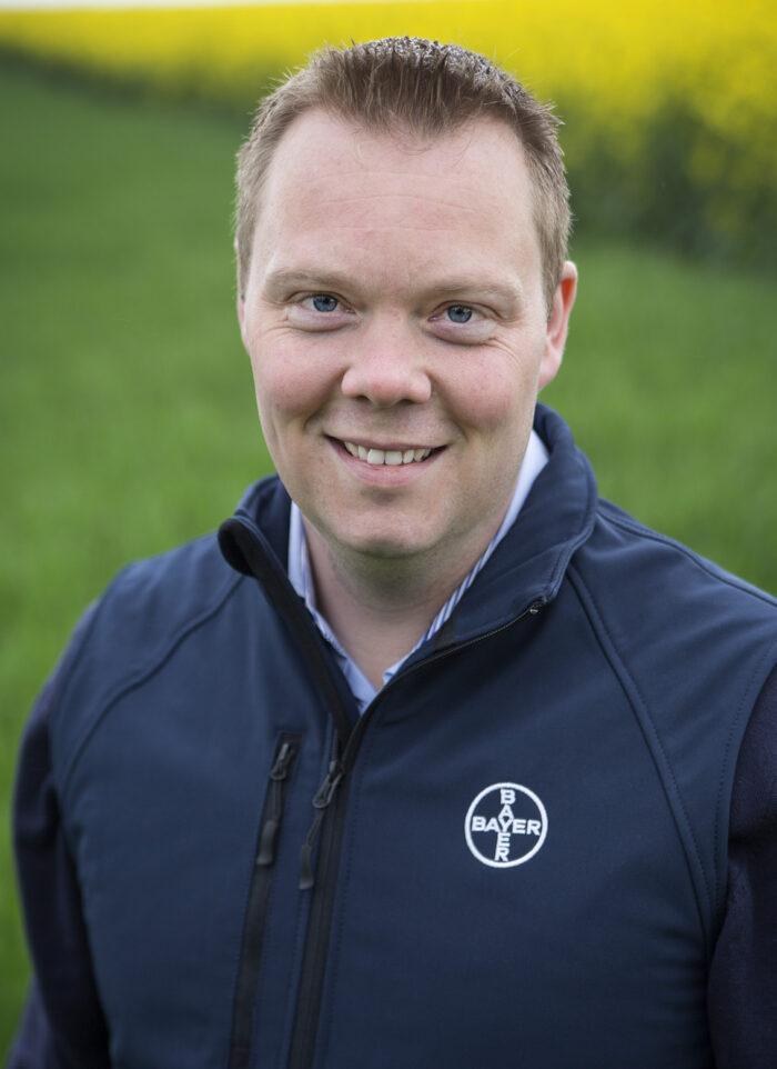 Marcus Pedersen, BAYER
