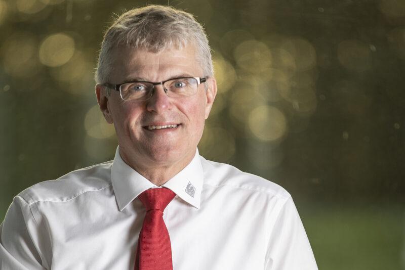 Carsten Klausen, VD Svenska Foder