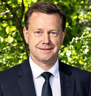 Koncernchef Kristian Hundbøll