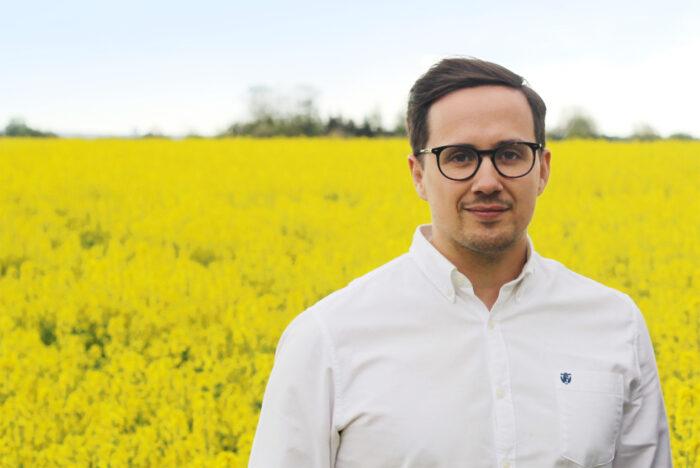 Victor Ebel Ansvarig spannmål Svenska Foder
