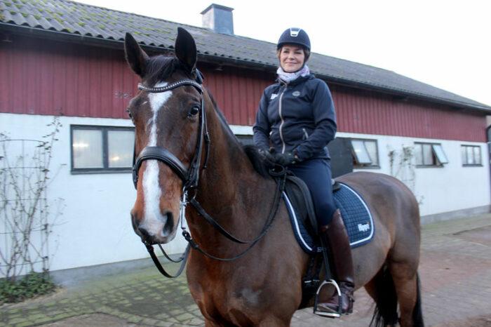 Anette Christensson Stall Ucas