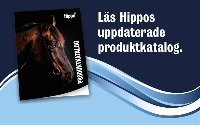 Allt för din häst - Hippos produktkatalog