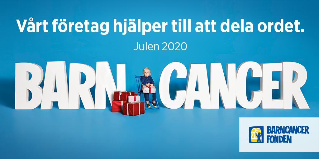 Barncancerfonden 2020