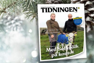 Tidningen nr 4 2020 - ett magasin för svensk lantbruksnäring