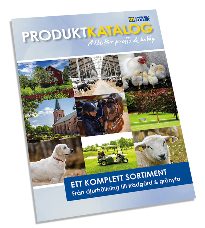 Produktkatalog Svenska