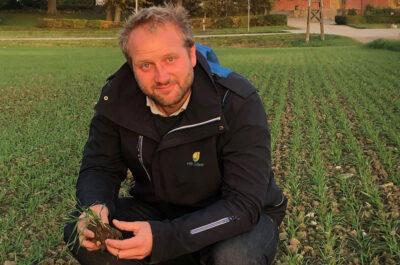 Frans Brodde, växtodlare i Vellinge