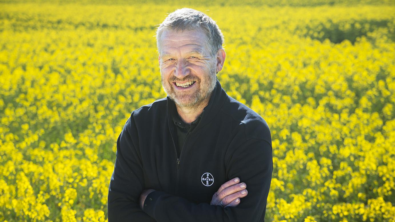 Lars Ipsen Produktchef utsäde Monsanto