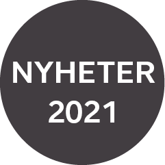 Nyheter 2021 Badge