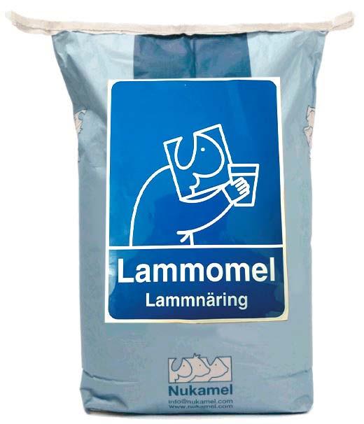 Fodersäck Lammomel