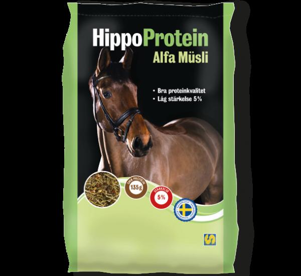 Säck med HippoProtein Alfa Musli