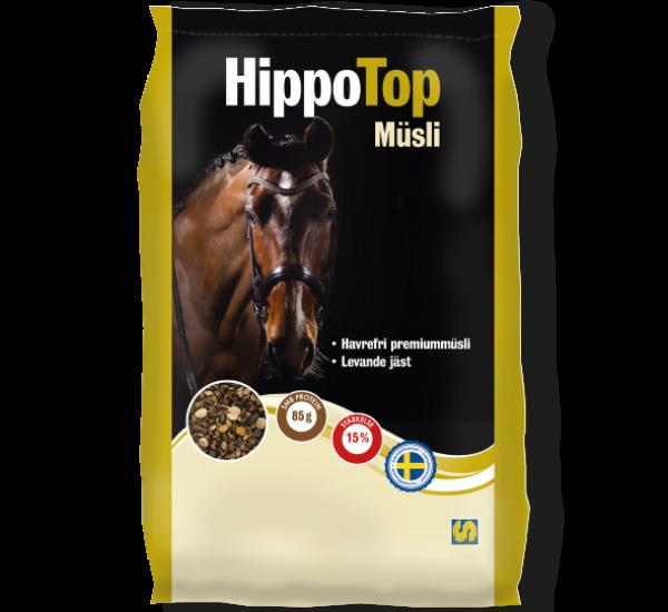Säck med HippoTop Musli