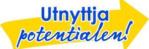 logotype Utnyttja potentialen
